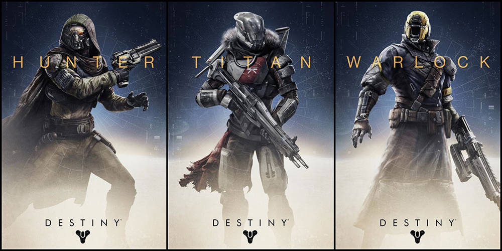 Destiny connection with MMORPGs